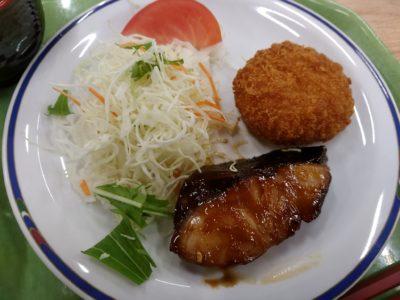 県民レストラン『けんちょう Food Marche』 福岡県庁食堂 鰤