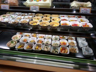 県民レストラン『けんちょう Food Marche』 福岡県庁食堂 小鉢