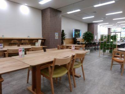 県民レストラン『けんちょう Food Marche』 福岡県庁食堂 中