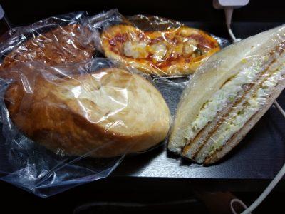 広島 河内ベーカリー 焼きサンド ピザパン