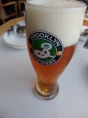 四川飯店 くうてん ブルックリンビール