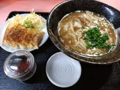 吉塚 どんどん餃子 ラーメン 餃子