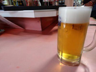 吉塚 どんどん餃子 ビール