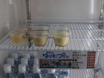 湧水町 栗野駅 ゆうすいプリン