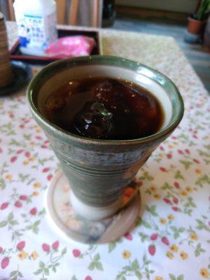 田園 久山 アイスコーヒー