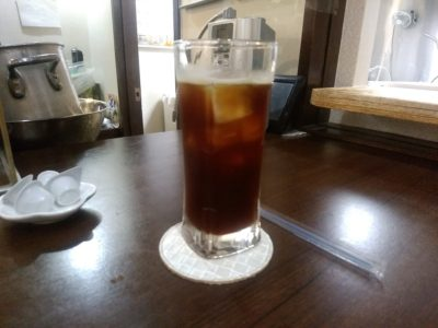 サンセルコ Cafe BAMP アイスコーヒー