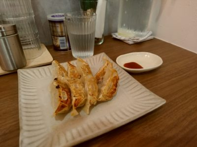 ICHIYU RAMEN&GYOZA 餃子