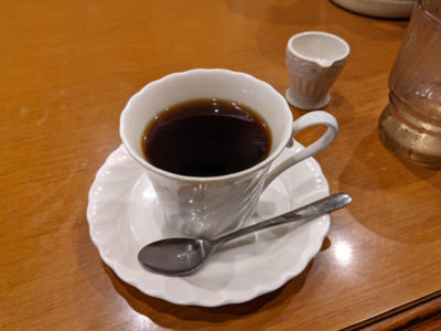 カド 門司 喫茶店 アフターコーヒー