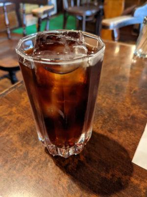 5yen 博多駅 アイスコーヒー