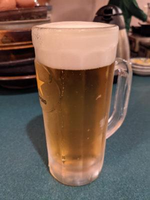 ななつの鐘 サンセルコ ビール